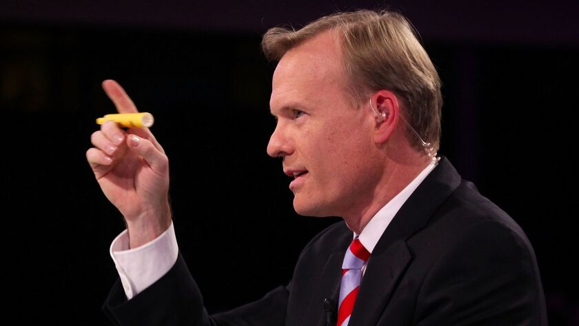 "John Dickerson joined CBS News in 2009 as a political analyst and was named host of its Sunday public affairs program ""Face the Nation"" in 2015."