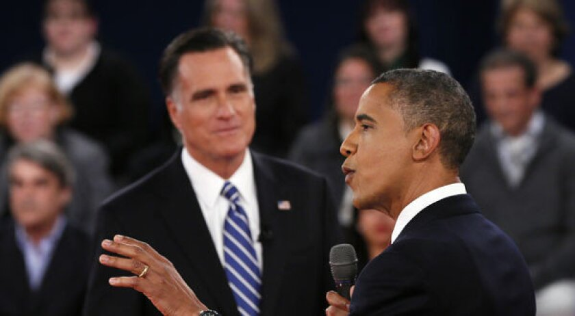 Last question of the night lets Obama rip Romney for '47%' remark