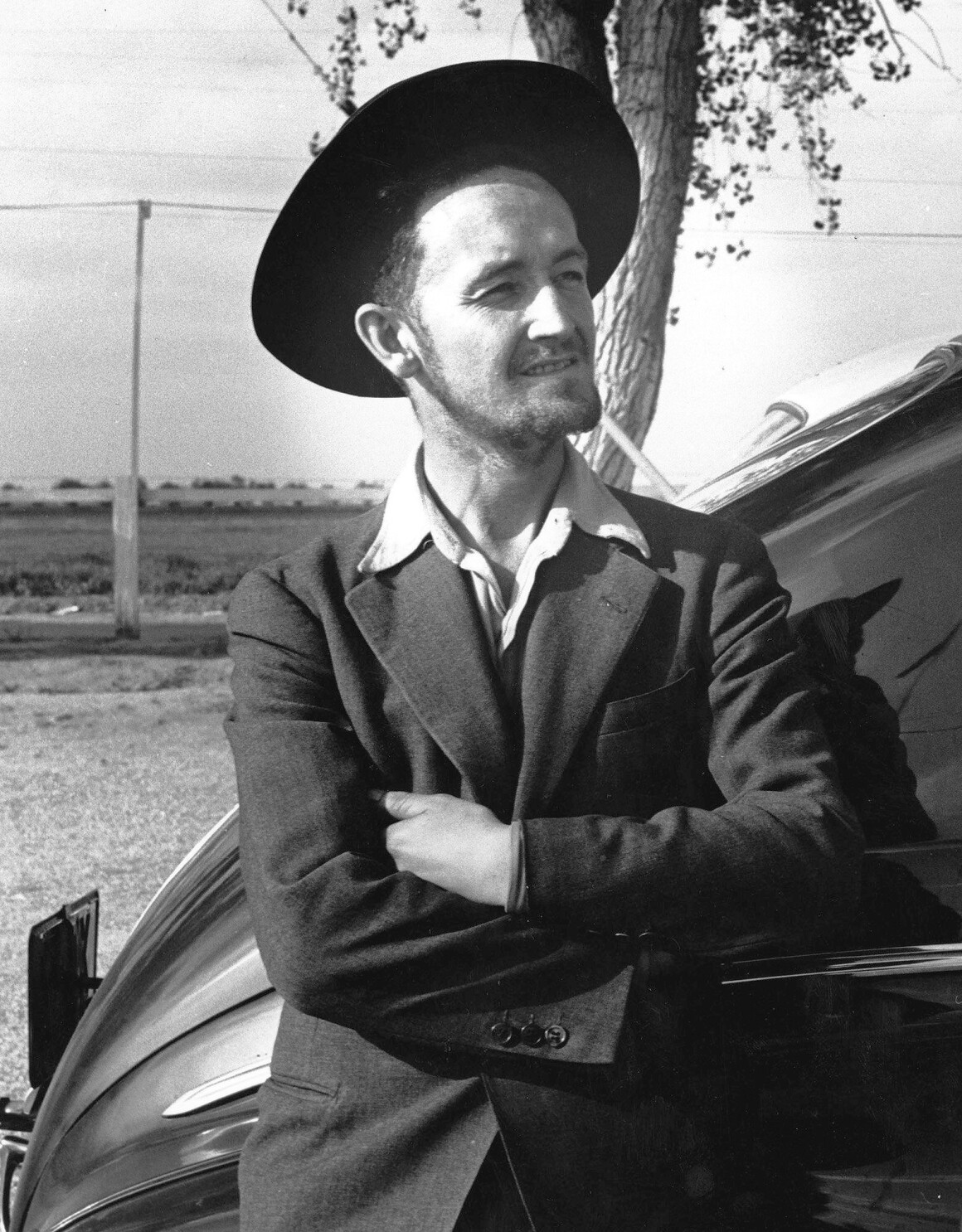 Image result for woody guthrie hat