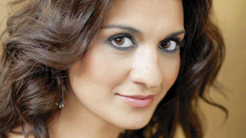 """""""Initially, I just wanted to be able to sing better in church,"""" Isabel Bayrakdarian recalled."""