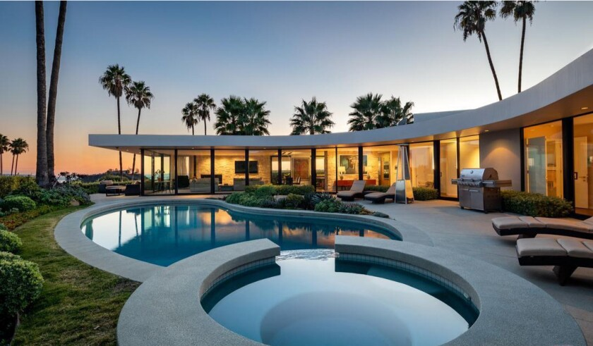 Brentwood home once owned by Elon Musk