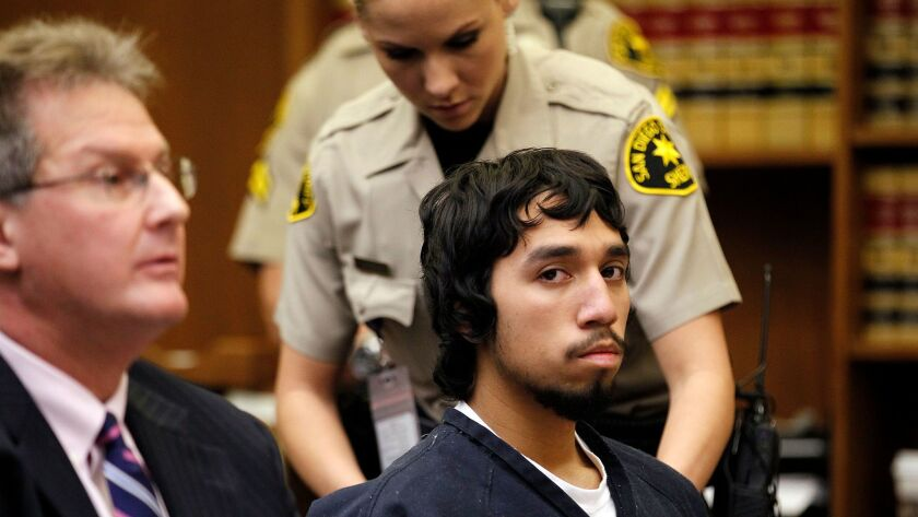 San Diego, CA_1/31/2013_Defendants William Steven Rodriguez and Leonel Contreras were sentenced to 5