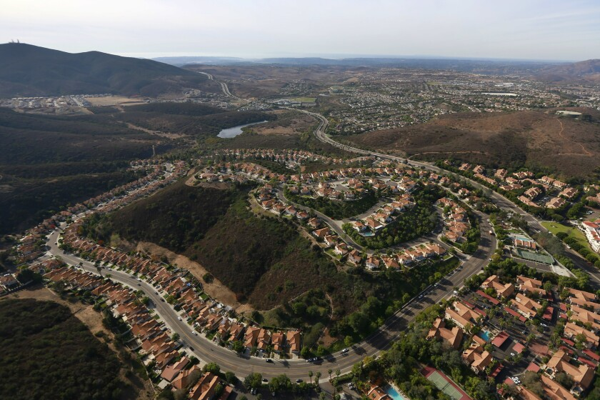 Democrats now have a slight voter registration edge over Republicans in the 9th council district, which includes Rancho Bernardo, Rancho Penasquitos, Scripps Ranch, Sabre Springs and neighboring communities.
