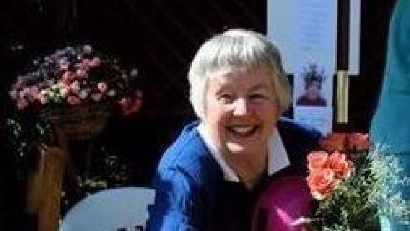 Retired Orange Coast College professor Mary McChesney recently donated $1 million that will be used