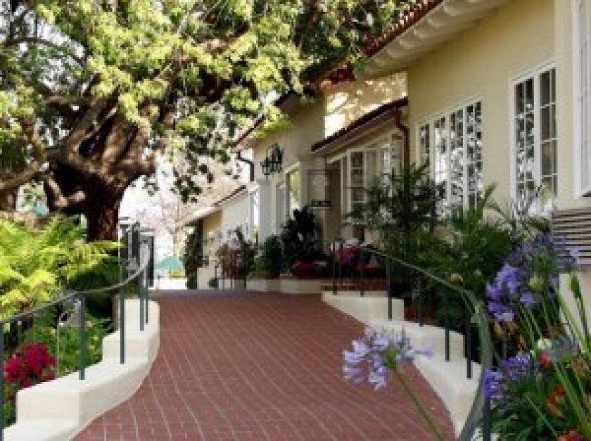 The restored and updated Inn at Rancho Santa Fe stands to bring increased value to Rancho Santa Fe homes and businesses. Photo Credit: The Inn at Rancho Santa Fe
