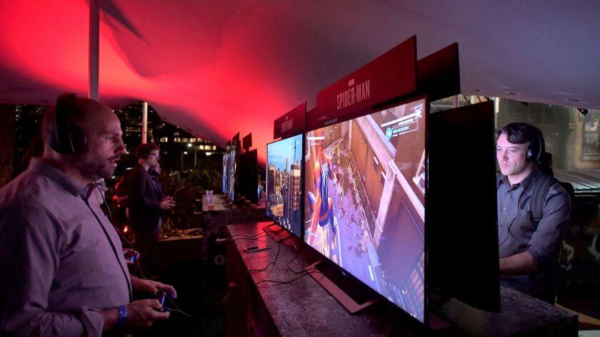 PlayStation E3 2018 Media Showcase