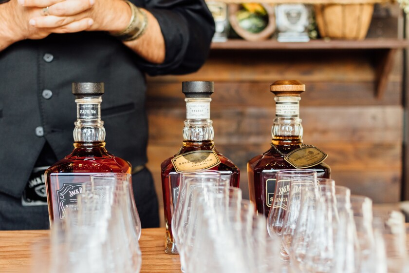 By the Barrel: Whiskey & Wine.