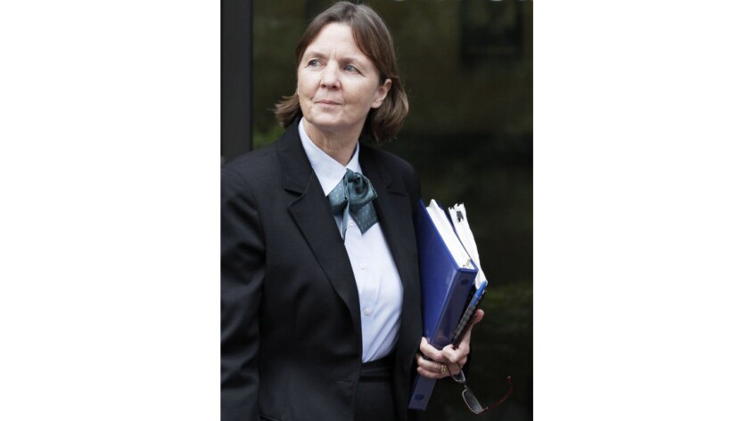 Defense attorney Judy Clarke has become known for her success in sparing high-profile clients the death penalty.