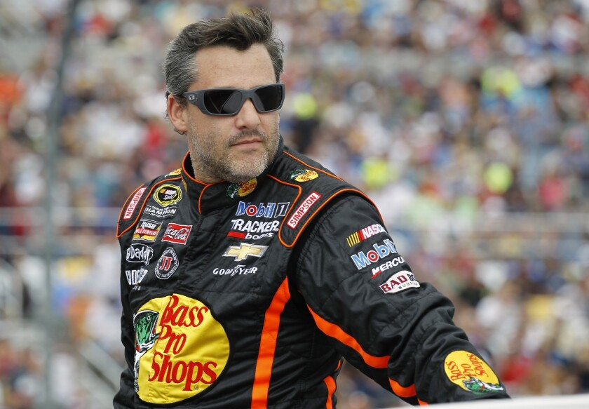 NASCAR driver Tony Stewart will return to the racetrack on Saturday for the Oral-B USA 500 at Atlanta Motor Speedway.
