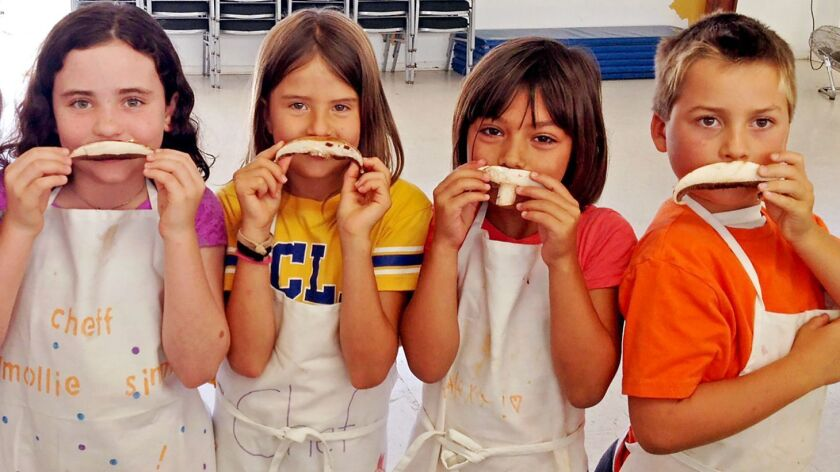 KITCHEN KID: This highly regarded Santa Monica group has both summer camps and individual classes av