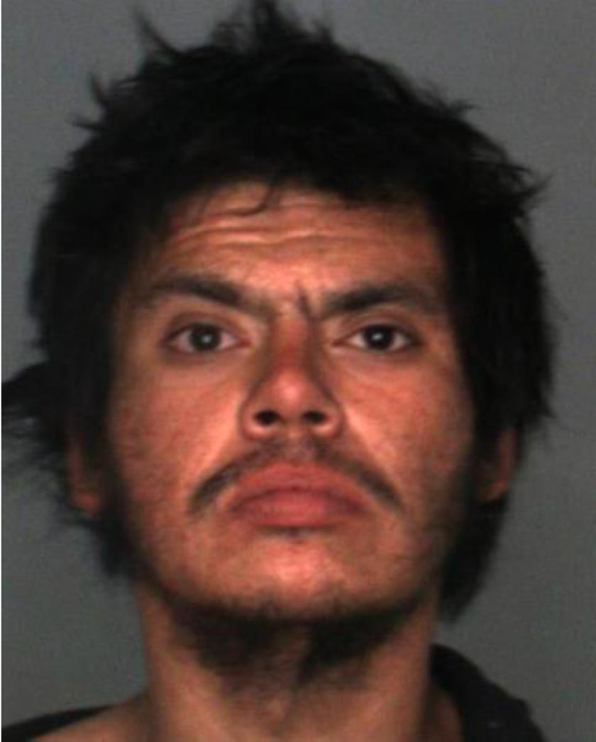 Anthony Angel Armenta, 21, of San Bernardino.