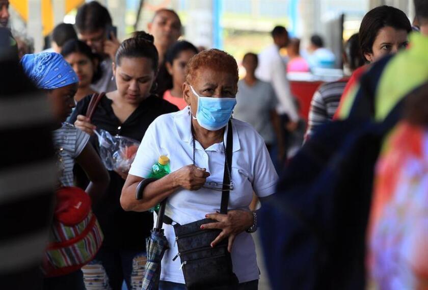 Mediante un comunicado, la institución señaló que la actual temporada de influenza 2018-2019 muestra un repunte de esa enfermedad infecto-contagiosa. EFE/Archivo