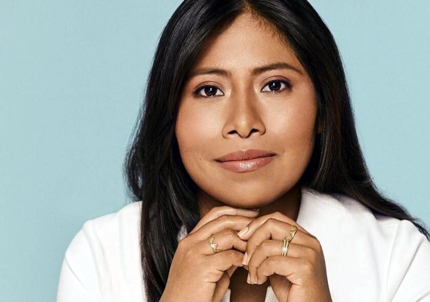 Nominada al Óscar como Mejor Actriz por Roma, su debut fílmico, Yalitza Aparicio se mantiene alejada de los comentarios negativos.