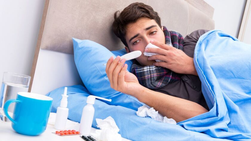 California flu deaths up despite fewer infections. Watch for signs you need a doctor
