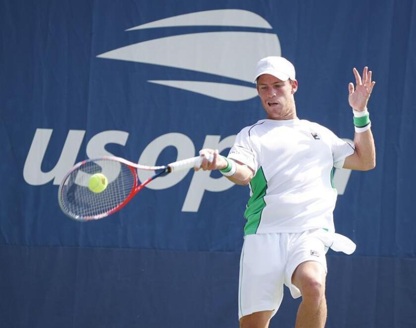 El tenista Diego Schwartzman de Argentina. EFE