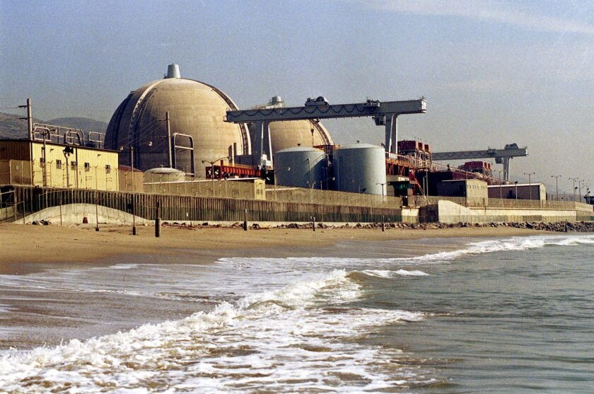 San Onofre's uncertain future