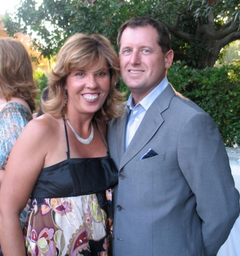 Lisa and Michael Corbosiero