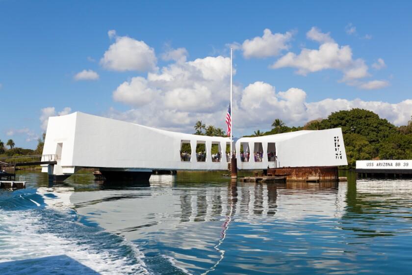 Pearl Harbor symposium