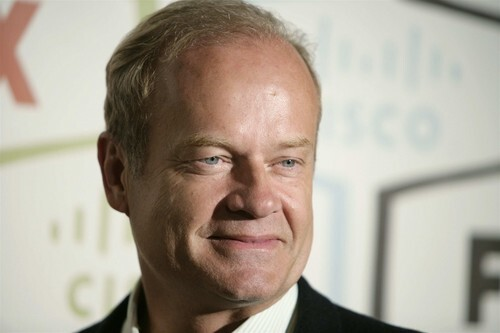 Comedian and actor Kelsey Grammer has listed an English Country-style estate in Holmby Hills for $19.9 million.