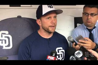 Padres' Andy Green, Wil Myers Myers discuss Alan Zinter's dismissal