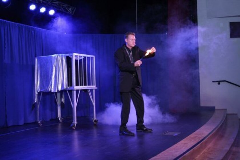 Brock Edwards Magic Show