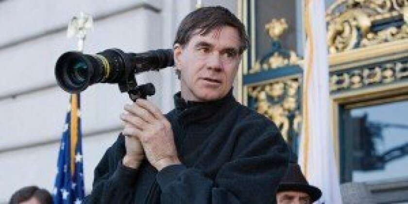 Four days of exceptional films will screen at MCASD's Sherwood Auditorium Sept. 27-30, with a rare guest appearance by Gus Van Sant (pictured). Courtesy SDFF