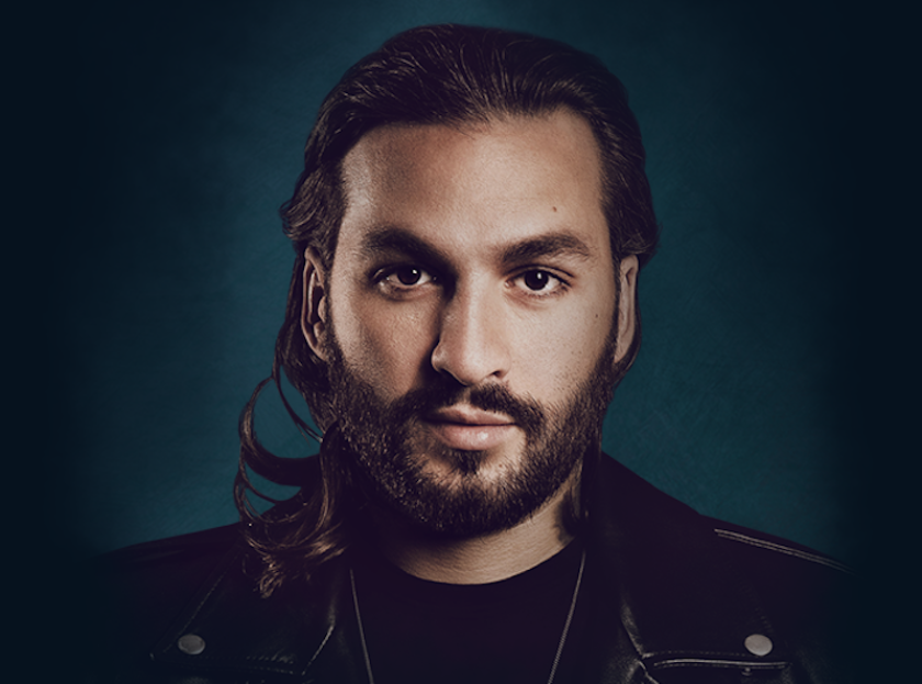 Deejay Steve Angello books five dates at Omnia Nightclub in August and September.