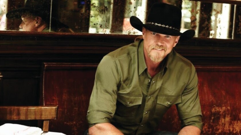 Trace Adkins is among the performers who'll take the Golden Nugget stage during the rodeo finals.