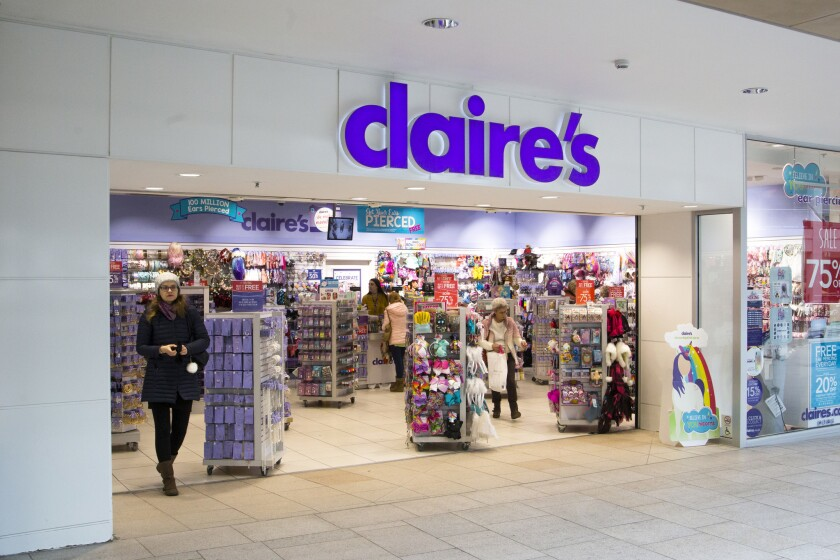 Claire's Stores Inc., best known for selling tween fashion accessories and piercing millions of ears at the mall, declared bankruptcy in March. According to a new report from Moody's, bankruptcies in the retail sector were at a record high during the first quarter of 2018.