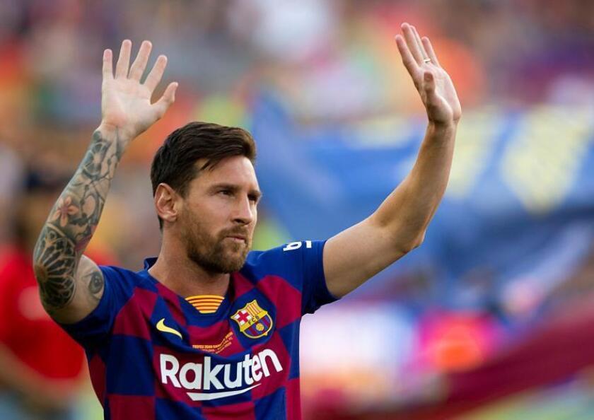 """Messi: """"No me arrepiento de nada; vuelvo a repetir lo de la temporada pasada"""""""