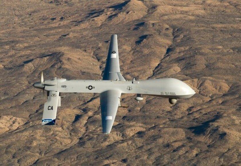 MQ-1 Predator unmanned aircraft
