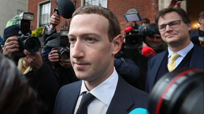 Facebook shareholders are getting fed up with Zuckerberg but can't do anything about him