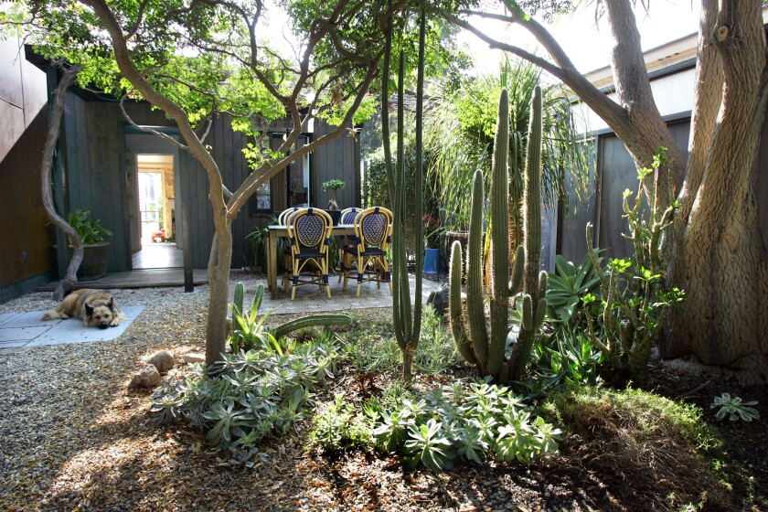 A modest home in Atwater gets a modest (and cool) expansion