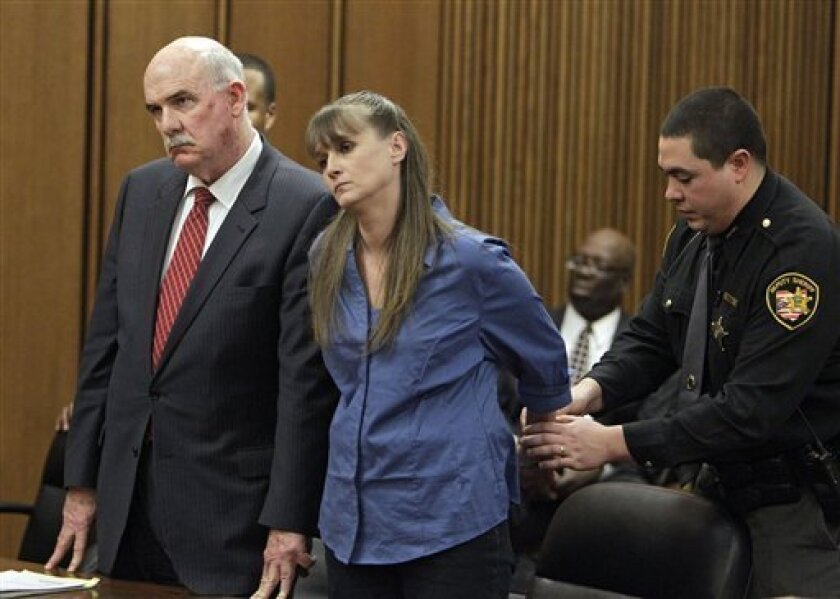 Ohio Couple Get 8 Years Each In Son S Cancer Death The San Diego Union Tribune