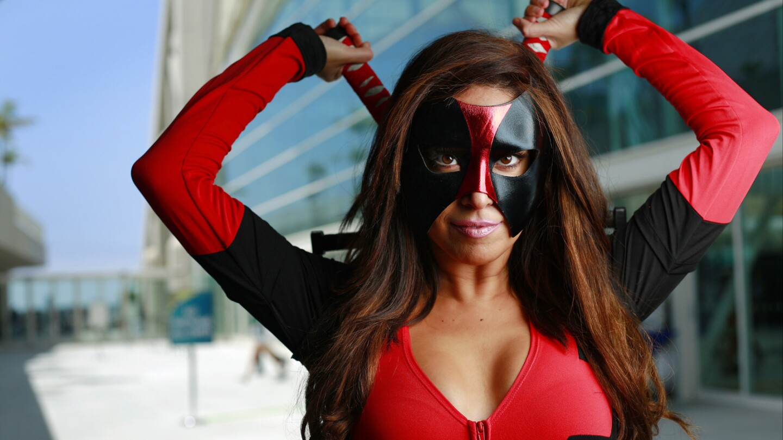 Comic-Con 2017 cosplay