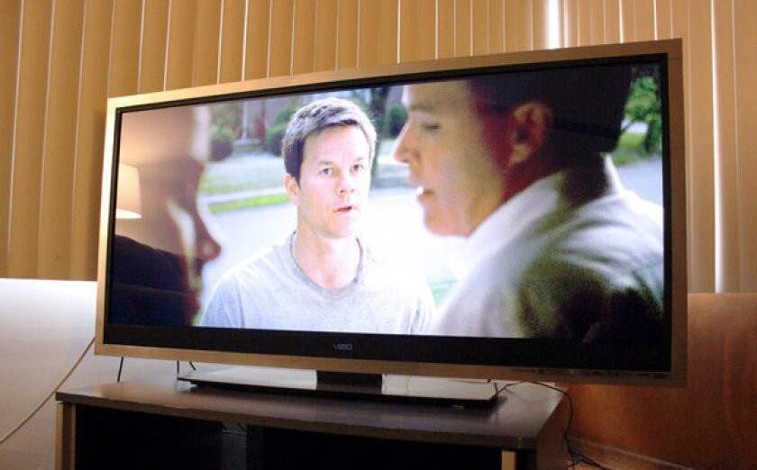 Review: Vizio CinemaWide TV set is made for watching movies