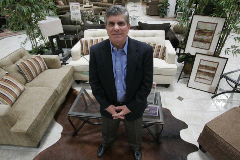 Sofa So Good Jerome S Furniture Boss The San Diego Union Tribune