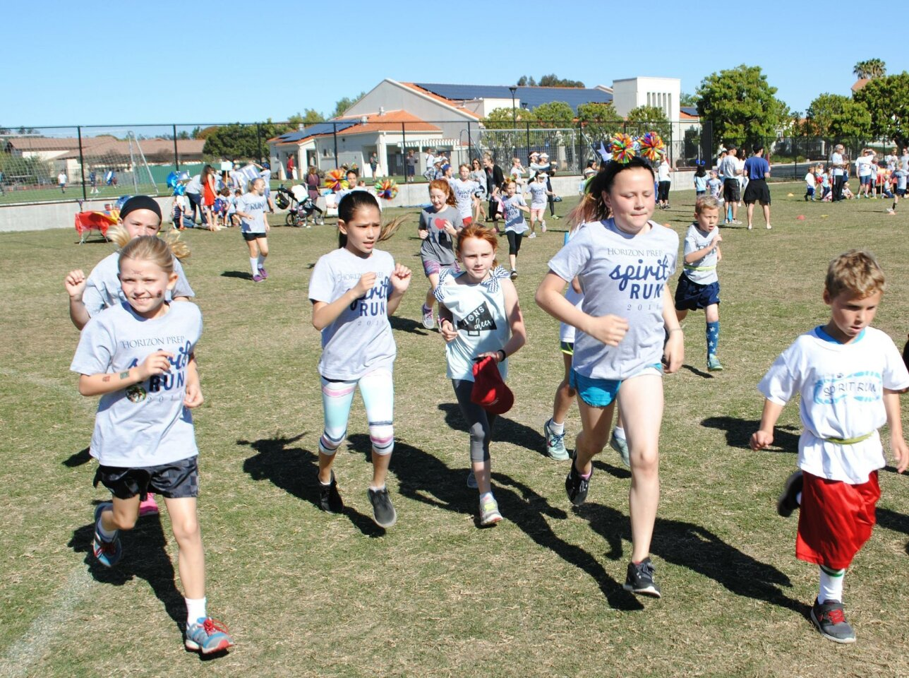 Horizon Prep Lions Run for Missions