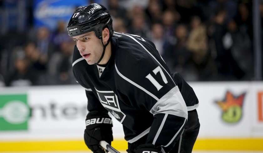 online store 2bba6 ca602 Milan Lucic says missing playoffs last season inspired Kings ...