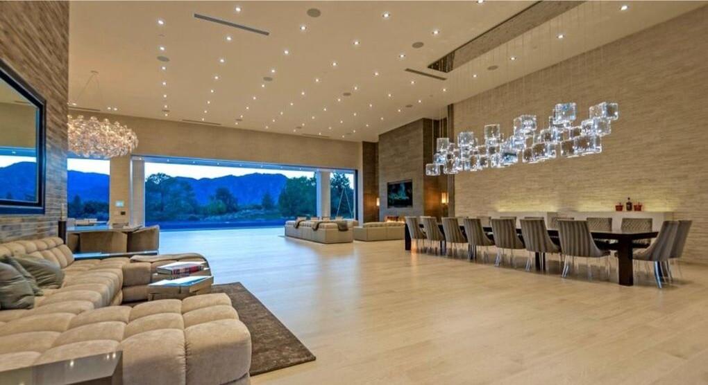 Minimalist mansion in La Quinta | Hot Property