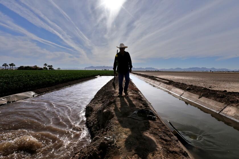 Colorado River crisis