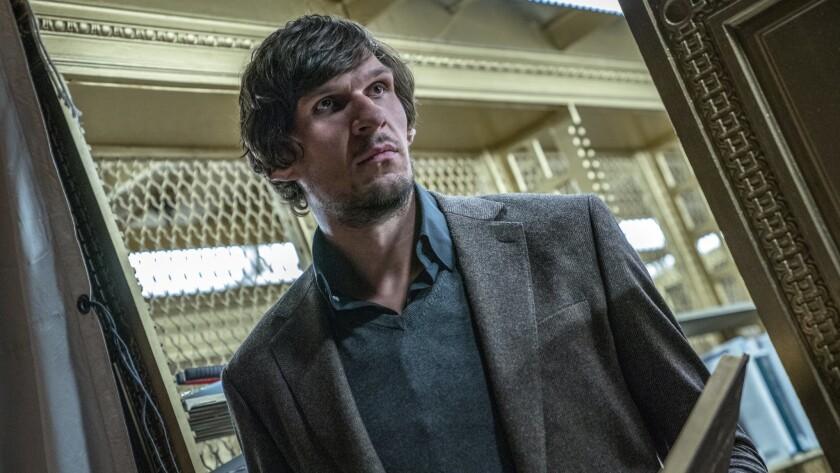 "Boban Marjanovic stars as 'Assassin' in ""JOHN WICK: CHAPTER 3 - PARABELLUM.""Credit: Niko Tavernise/L"