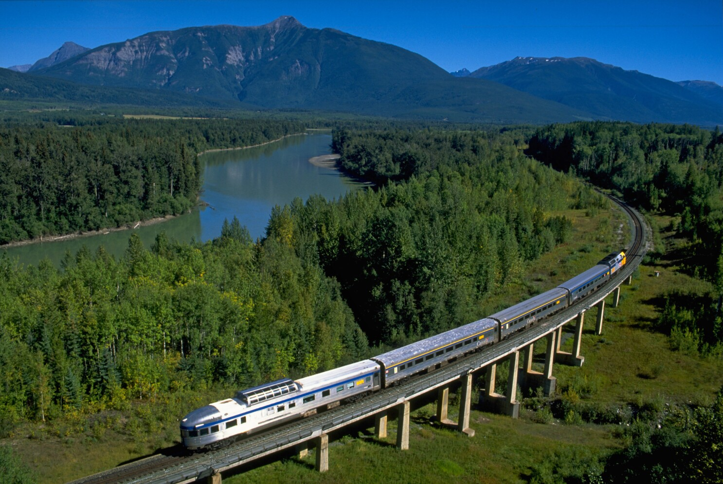 On Canada's Via Rail, a return to the older — and let's be honest, better — way of traveling