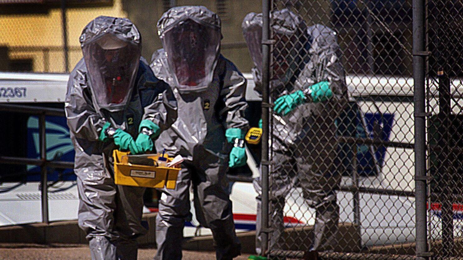 Seguridad nacional reemplaza el sistema de biodefensa con otro enfoque defectuoso - Los Angeles Times