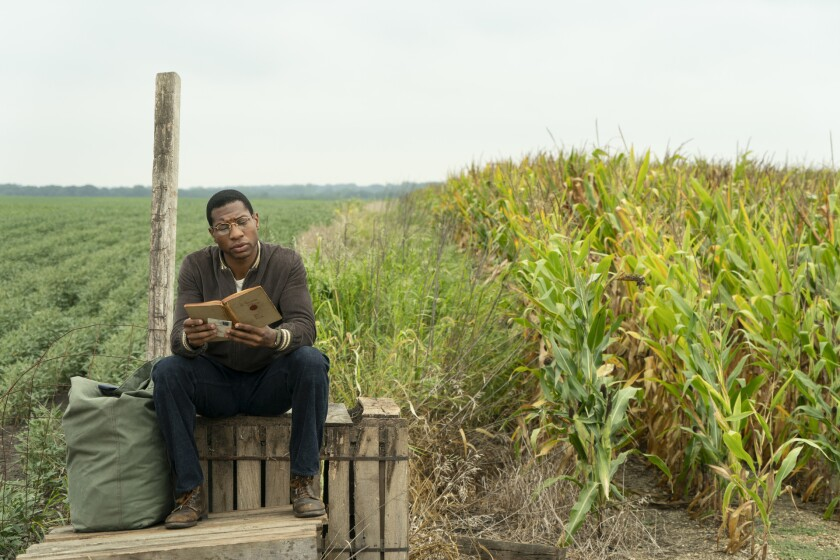 "Jonathan Majors plays a young man with a special destiny in the HBO series ""Lovecraft Country."""