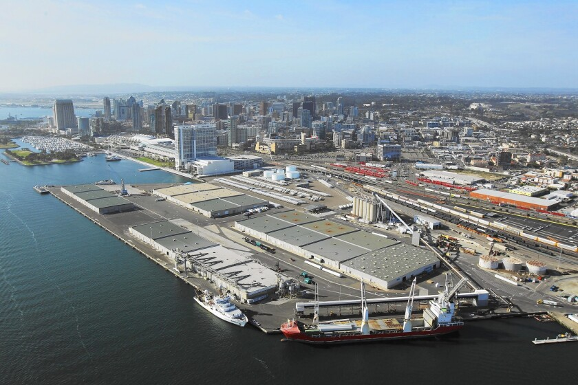 The Tenth Avenue Marine Terminal will be redeveloped with the help of a $10-million federal transportation grant.