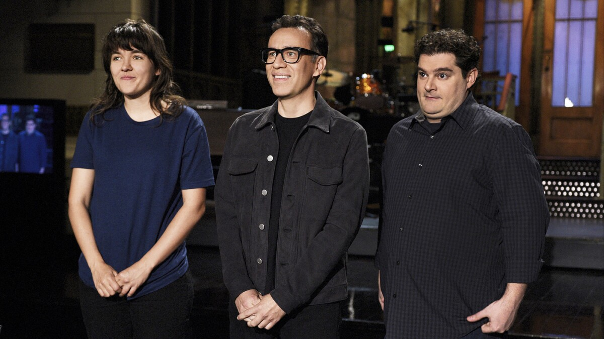 Saturday S Tv Highlights And Weekend Talk Saturday Night Live And Nbc Los Angeles Times