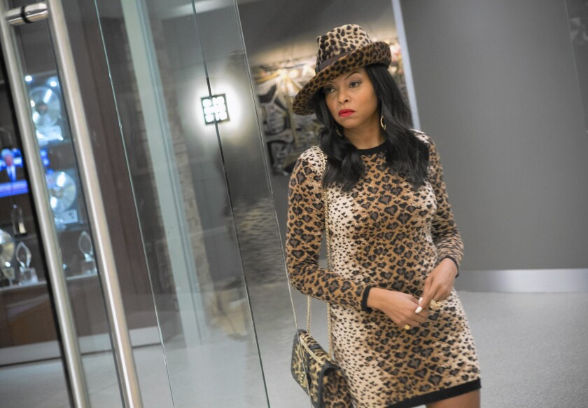 """Empire's"" Cookie Lyon, played by Taraji P. Henson, has become fashion icon."