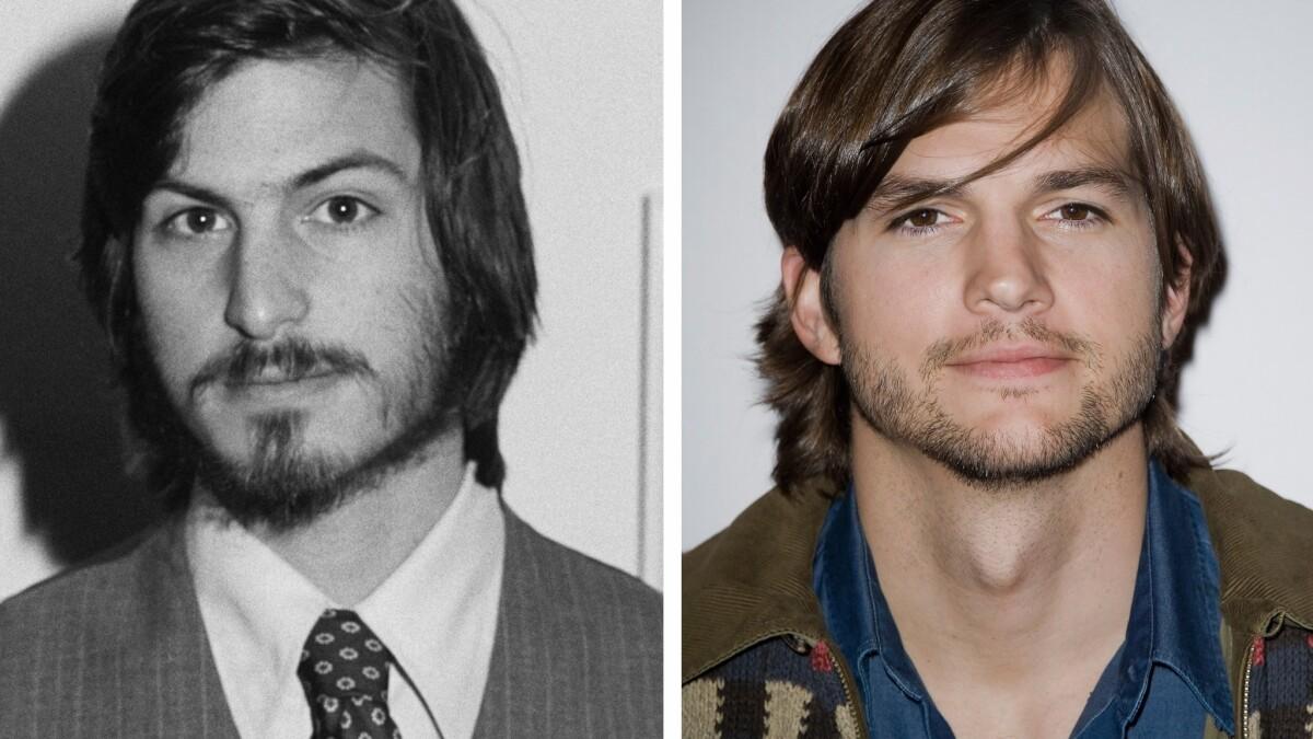 Ashton Kutcher On Becoming Steve Jobs Los Angeles Times