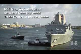 Did you know the Navy has three 9/11 tribute ships?